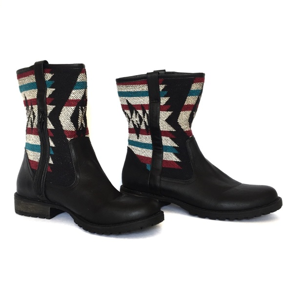 skechers riding boots